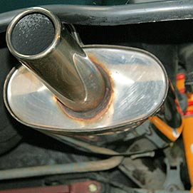 Tyre and Exhausts Specialists Burnley
